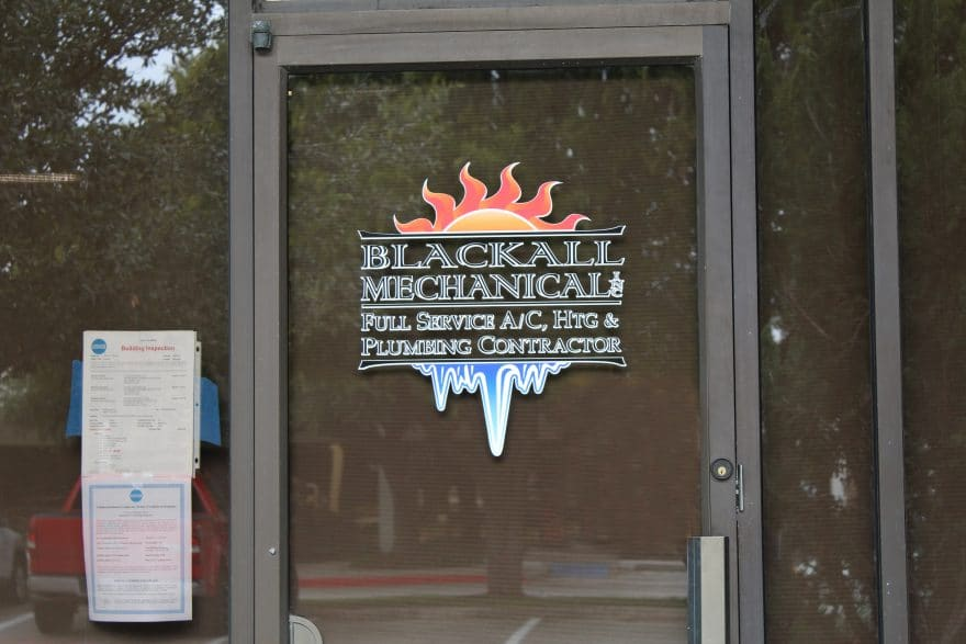 Blackall Mechanical Inc.
